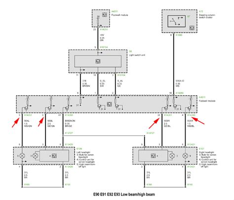 e90 water fuse box wiring diagram