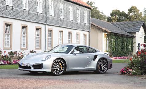 Porsche Turbo S Test by тест драйв Porsche 911 Turbo S 991 драйв