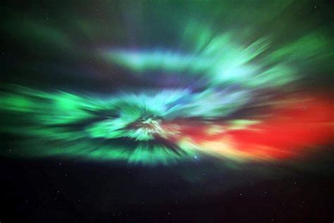 what color are the northern lights northern lights in the uk photos northern lights show