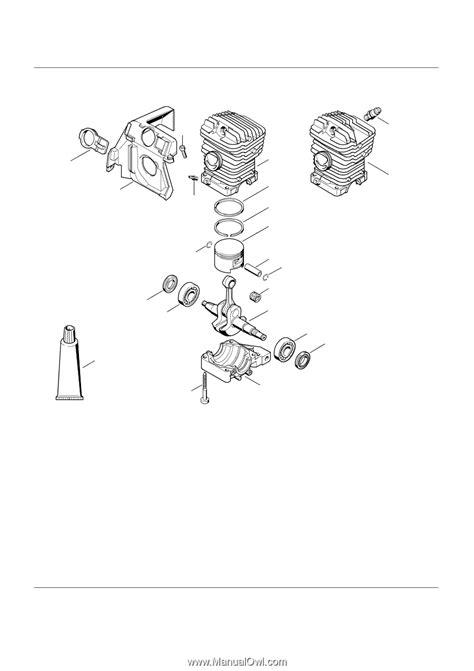 stihl ms 390 parts diagram stihl ms390 wiring diagram 26 wiring diagram images