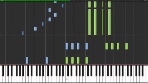 tutorial piano the heart asks pleasure first how to play the heart asks pleasure first by nightwish