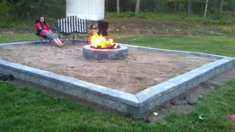 backyard pit diy plans area cheap ideas aweshomey
