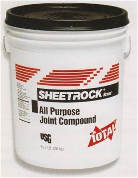 Ceiling Compound by Usg Sheetrock Total All Purpose Compound 17lt All Purpose Compounds Drywall Compounds Nz