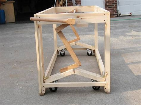 Workbench Chair With Wheels by Benchcrafted Split Top Roubo Bench Build Page 6