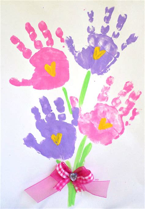 mother s day printable handprint mother s day poem crafty morning
