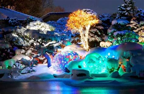 10 Botanical Gardens With Wow Factor Winter Botanic Garden Denver