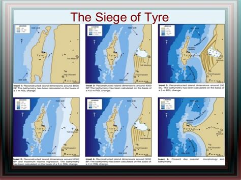 Dan Tyre by The Siege Of Tyre Alexander The Great