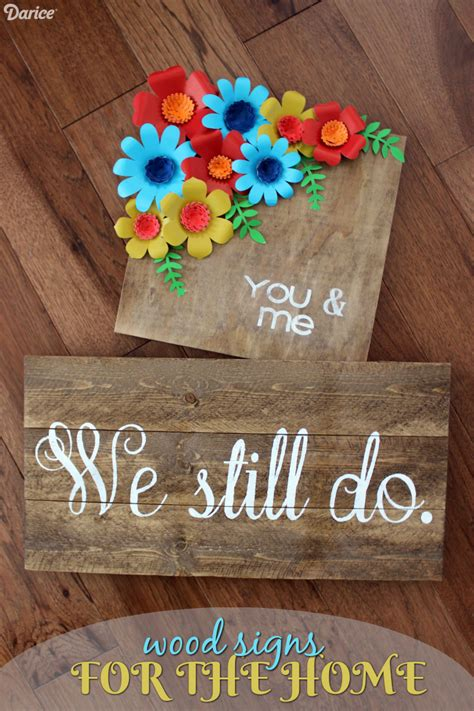 diy home decor signs diy signs for the home creative wood decor signs darice
