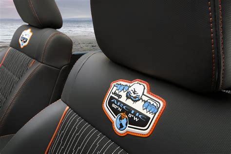 jeep arctic interior 2012 jeep wrangler arctic premiered machinespider com