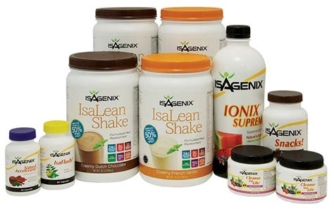 Detox System For Weight Loss by Isagenix 30 Day System Abundant Energy