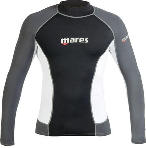 Mares Rashguard Trilastic mares mens trilastic sleeved rashguard