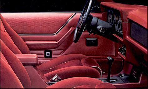 86 mustang interior parts 86 mustang gt interior interior ideas