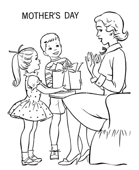 coloring page for s day free printable mothers day coloring pages for
