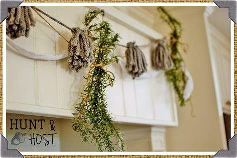 Friendship House Garland by Where We Hunt Our Yard