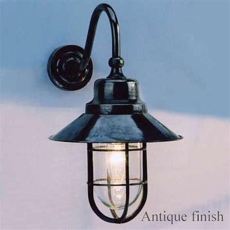 1930s Outdoor Lighting 1930s Outdoor Lighting Antique Copper Exterior Lantern Flush Mount Fixture C 1930s Nc1373 Rw For
