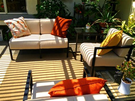 Patio Furniture Cushions Sunbrella Fabric Best Furniture Sunbrella Patio Furniture Cushions
