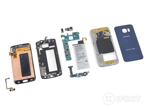 Screen Mirroring For Android by Ifixit D 233 Montage En R 232 Gle Du Samsung Galaxy S6 Edge