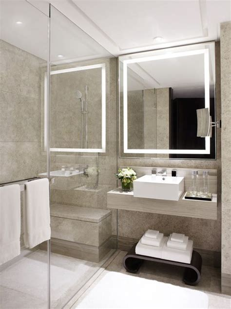 Modern Hotel Bathrooms by Tips To Choose A Bathroom Mirror Amazing Interiors