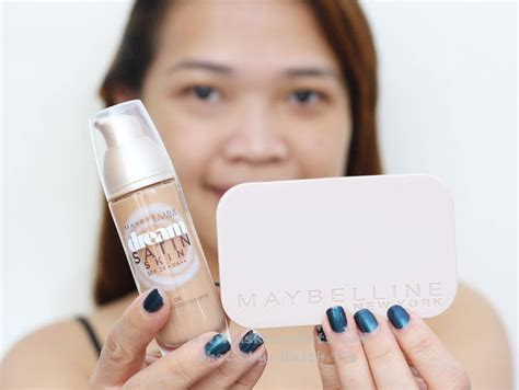 Bedak Maybelline Satin Skin askmewhats top philippines skincare makeup review philippines