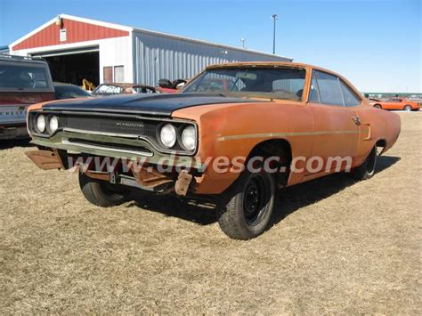 70 Roadrunner For Sale Ebay by 1970 Roadrunner Project For Sale Autos Post