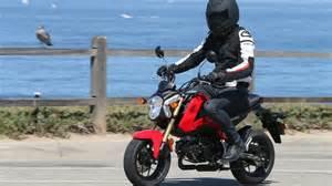 Honda Grom Wiki 2014 Honda Grom 125 Review Total Motorcycle 2016 Car