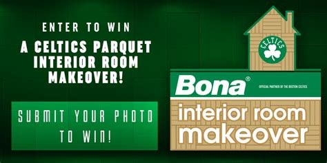 Room Makeover Sweepstakes 2015 - interior room makeover sweepstakes boston celtics