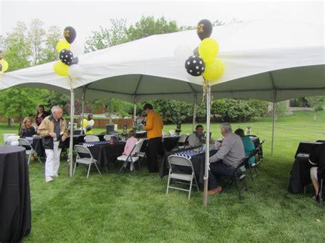 outdoor graduation black white yellow mizzou