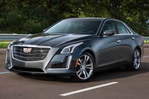 Cadillac Cts Sport Sedan 2017 Cadillac Cts V Sport Pricing For Sale Edmunds