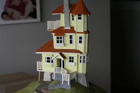 how to build a model house out of wood architectural make a balsa house with school holiday projects