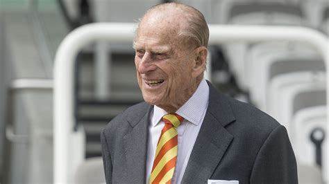 Lu Emergency Philip Prince Philip To Step From Engagements Buckingham Palace Announces 9news Au