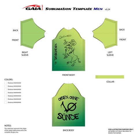 sublimation templates jump reach gaia europe shop