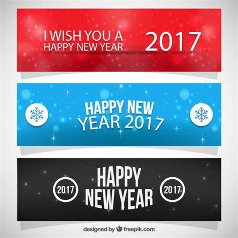 happy new year 2016 banner happy new year 2016 banner collection vector premium