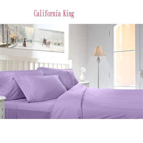 california king bed sheets 1800 count deep pocket 4 piece bed sheet set 12 colors and