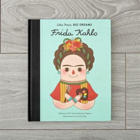 frida kahlo kids book  land  nod