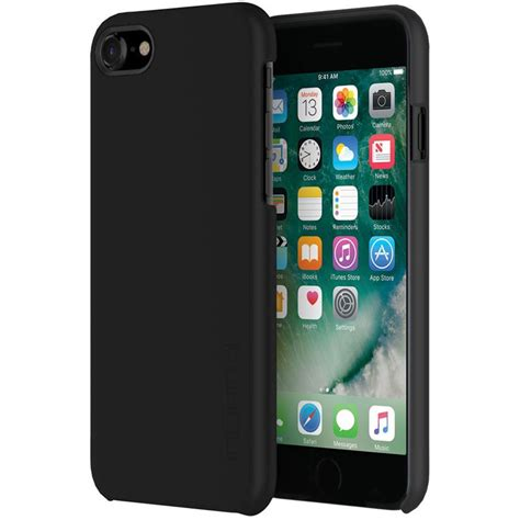 iphone b h incipio feather for iphone 8 plus black iph 1680 blk b h