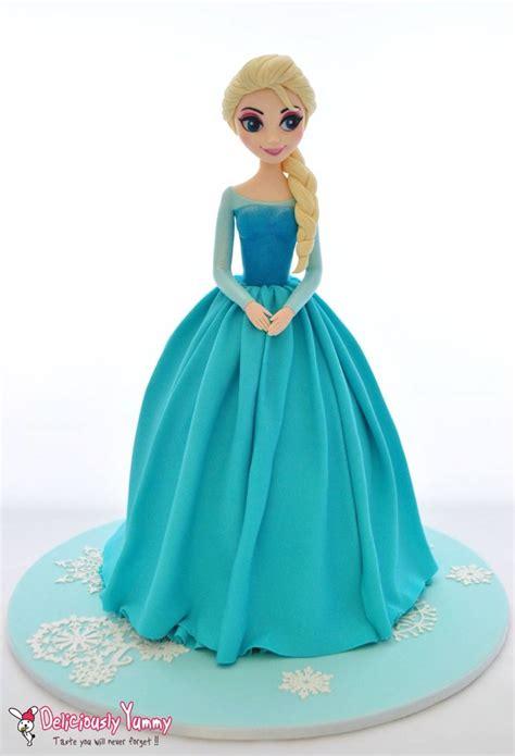 doll cake elsa  frozen  deliciously yummy sydney doll cakes   frozen cake