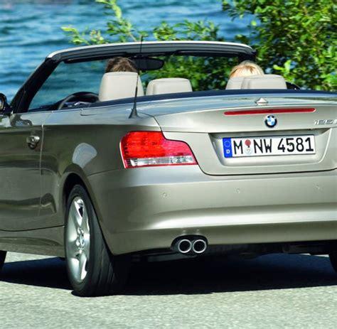 Bmw 1er Diesel Motor by Vergleichstest Diesel Gegen Benziner Im Bmw 1er Cabrio Welt