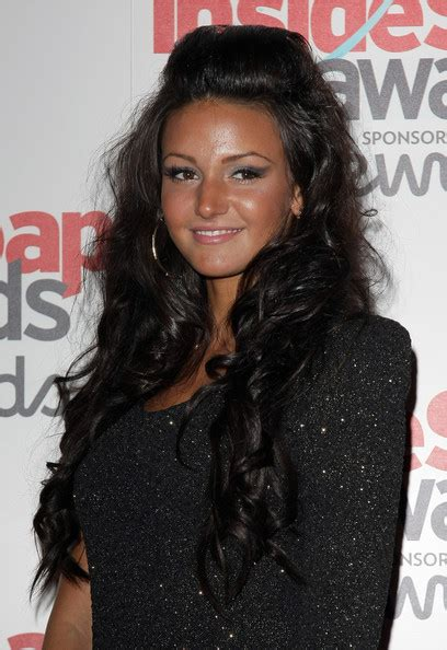 michelle keegan hairstyles half up half down more pics of michelle keegan half up half down 3 of 3
