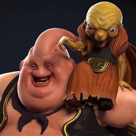 imagenes realistas dragon ball babidi y boo con aspecto realista pixfans