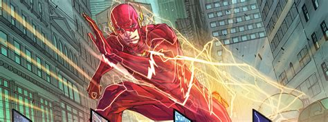 the flash rebirth panel 45 the fastest alive with joshua