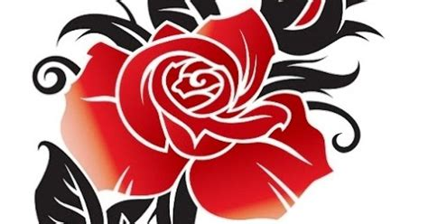 the meanings and significance of the rose tattoo colours