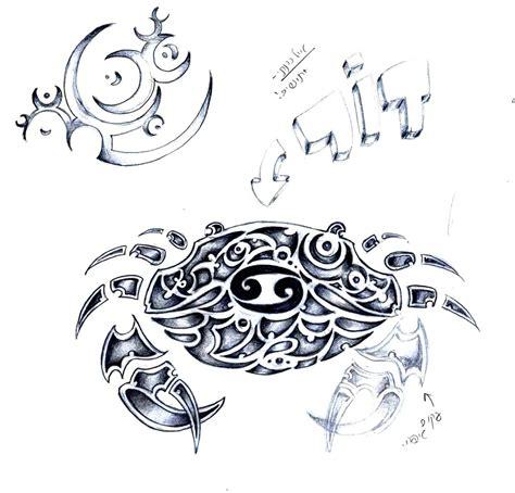 tattoo zodiac sign cute cancer zodiac tattoos www imgkid com the image