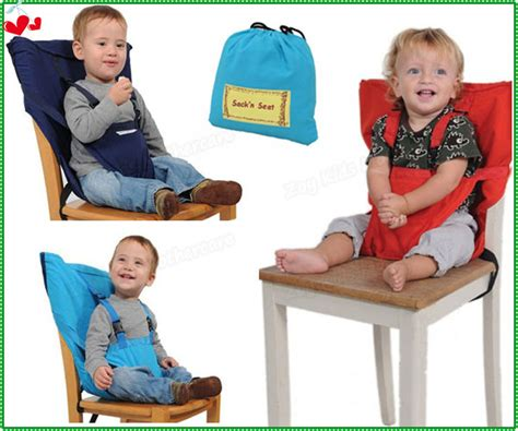Baby Fold Up Infant Seat T1310 1 branded portable toddler child baby seat safety belts for high chairs high quality folding