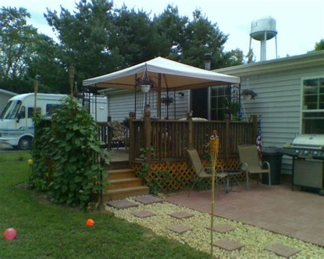mobile home yard design mobile home front yard landscaping ideas photos