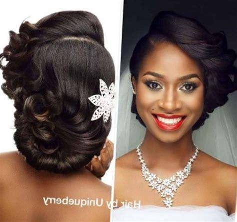 coiffure mariage tresse africaine tendances 2018
