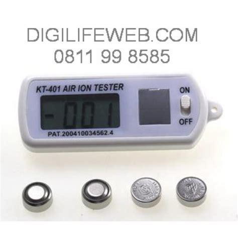 Tester Digital Alat Ukur Kadar Alkohol Dalam Darah Ak000161 air ion tester ukur kadar ion di udara