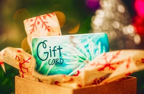 Best Gift Card To Give - best gift cards to give for the holidays 2016