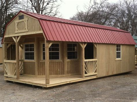 shed home hickory sheds west cabins cabins n small homes