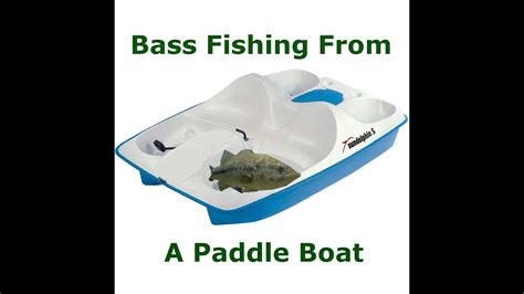 fishing paddle boat bass fishing from a paddle boat fishing cave