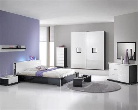 high bedroom set modern high gloss finish bedroom set made in italy